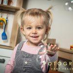 Kinderportrait in der KITA