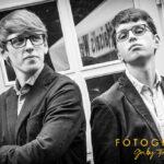 Brüder Portrait